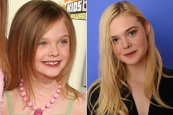 Elle Fanning's Magical Transformation from Starlet to Princess