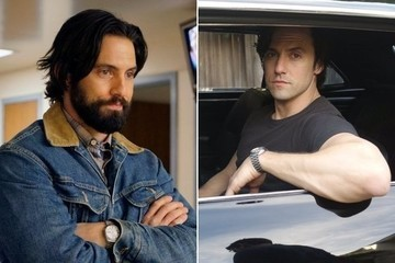 We're So Glad Milo Ventimiglia's 'This Is Us' Facial Hair Is Over