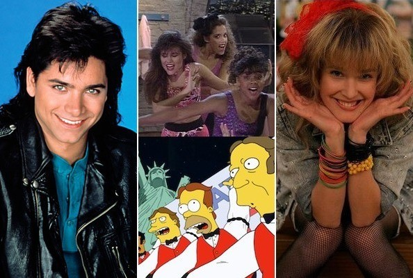 Battle of the Fictional TV Bands