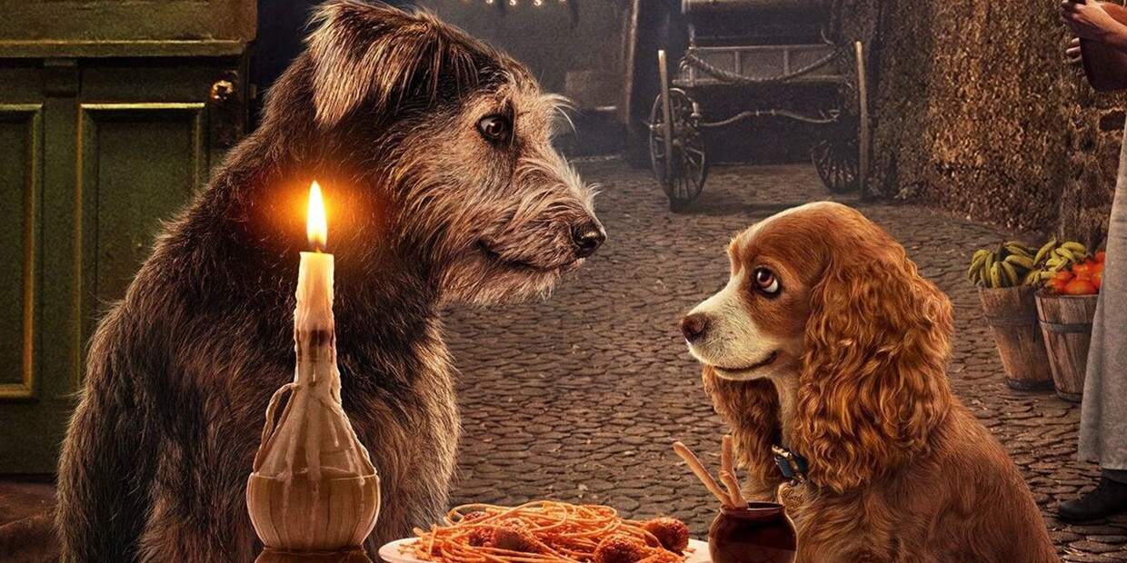 Disney's New 'Lady And The Tramp' Is Better Than The Original - Zimbio