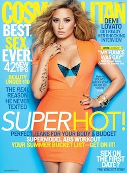 Demi Lovato: 'With the Obstacles I've Overcome, I Can Help People'