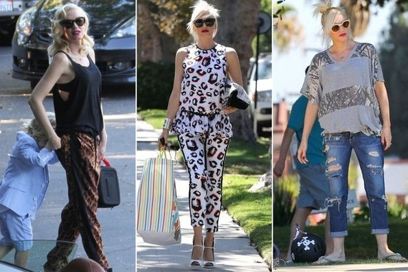 THIS is What Gwen Stefani Considers Maternity Wear