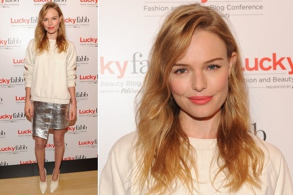 Kate Bosworth Wears a Few Pieces From Her Upcoming TopShop Collection