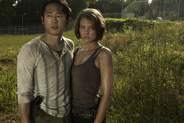 Glenn & Maggie Prove Love Is Real on 'The Walking Dead'