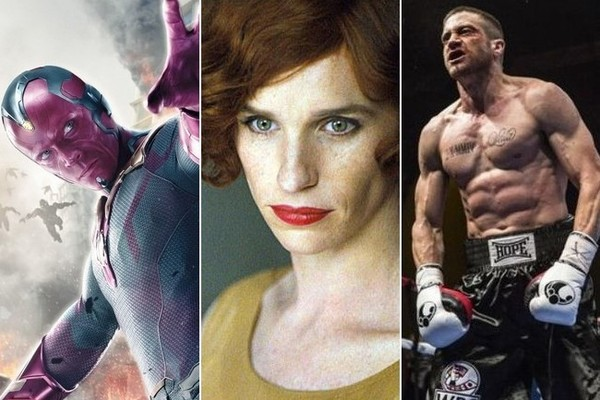 The Craziest Movie Transformations of 2015