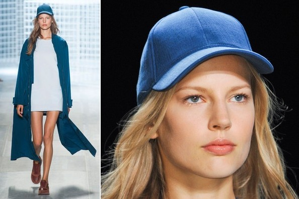 Runway Look You Can Wear Today: Lacoste's Sporty Monochrome Match-Up