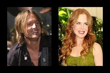 Keith Urban Dating History