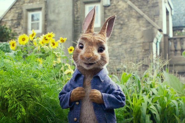 Peter Rabbit team apologises for making light of allergies