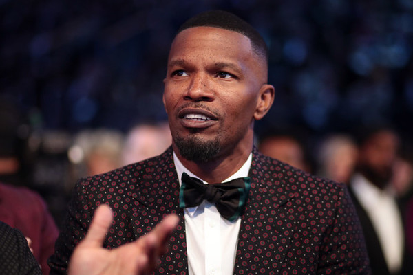Jamie Foxx Cuts Off ESPN Interview ... Over Katie Holmes Question