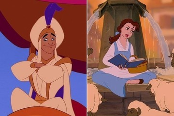 This 'Aladdin' and 'Beauty and the Beast' Connection Will Freak You Out