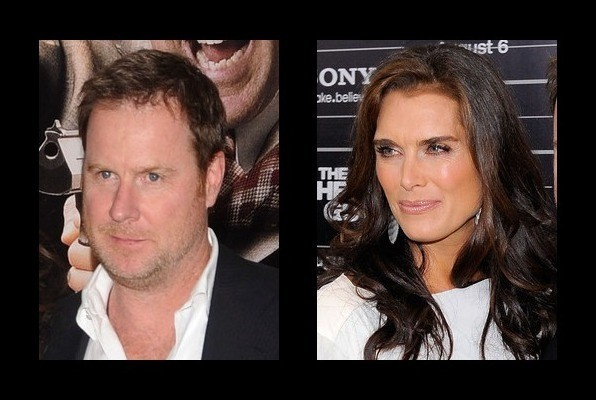 Chris Henchy is married to Brooke Shields