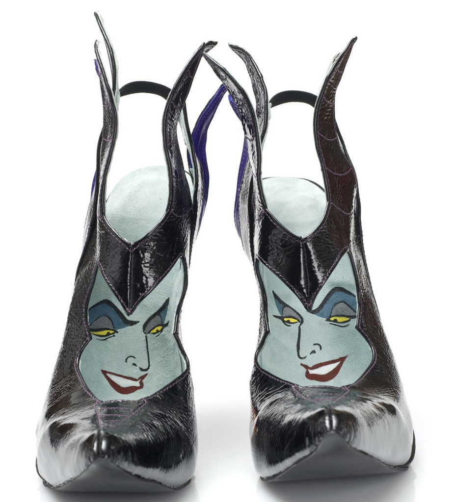 Check Out Kobi Levi's Amazing New Disney Villain Shoes