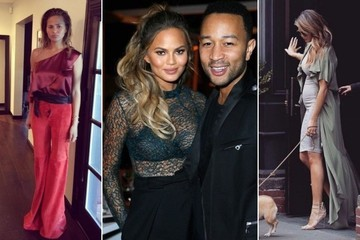 See All of Chrissy Teigen's Most Adorable Pregnancy Moments (So Far)