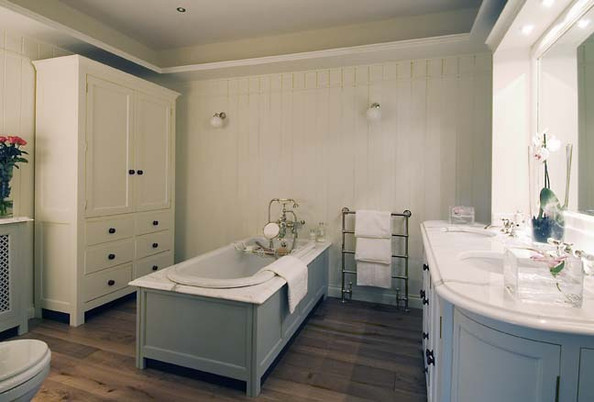 new england cottage modern bathroom ideas zimbio