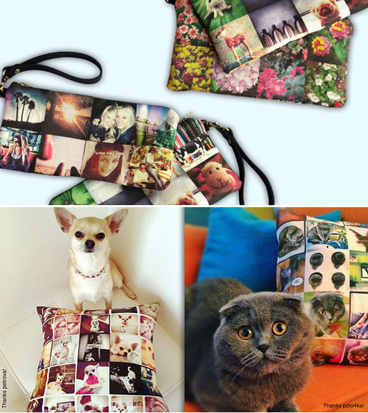 Now You Can Make Your Instagrams Into Handbags!