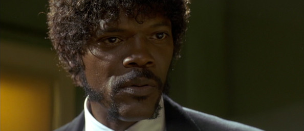 Samuel Lee Jackson Pulp Fiction Samuel l Jackson in 'pulp