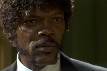 The Many Faces of Samuel L. Jackson in 'Pulp Fiction'