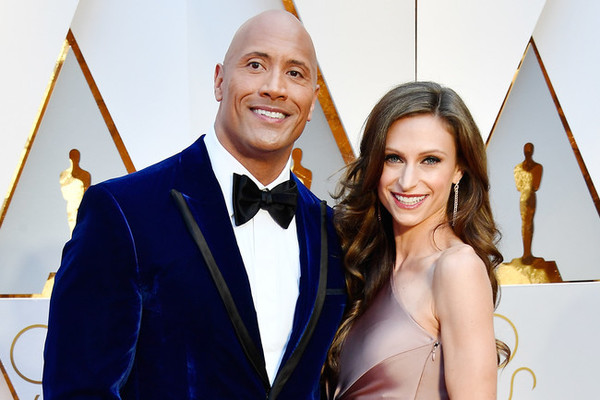 The Rock Announced He S Expecting A Baby Girl In An Adorable