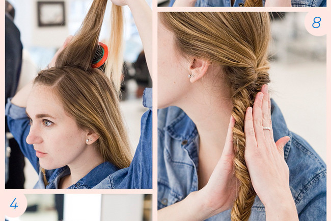 DIY This Braid-Within-a-Braid For Festival Season