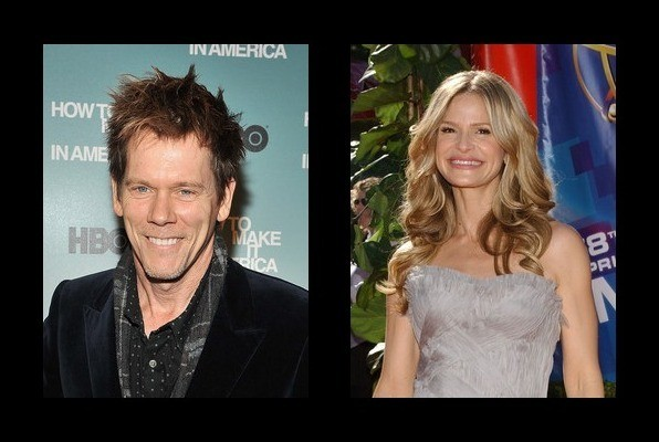 Kevin Bacon is married to Kyra Sedgwick