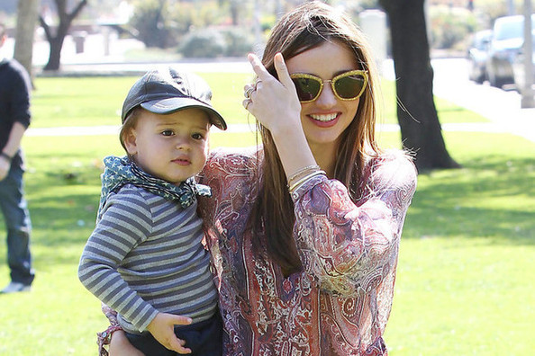 Cute Alert: Miranda Kerr's Son Loves to Dance to THIS Singer