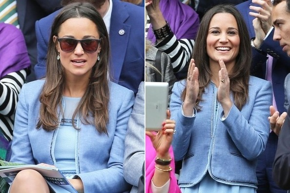 Presenting the Official Pippa Part Poll - Which Pippa Middleton Hair Part Should Rule the World?