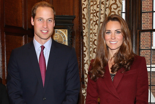 Kate Middleton's Latest Look: A Maroon Skirt Suit