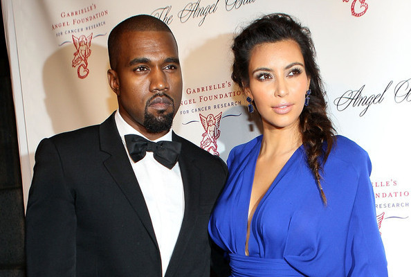 Kim Kardashian Banned Kanye From Interfering With Her Klothing Kollection