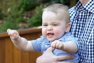 A Year of Adorable Prince George Faces