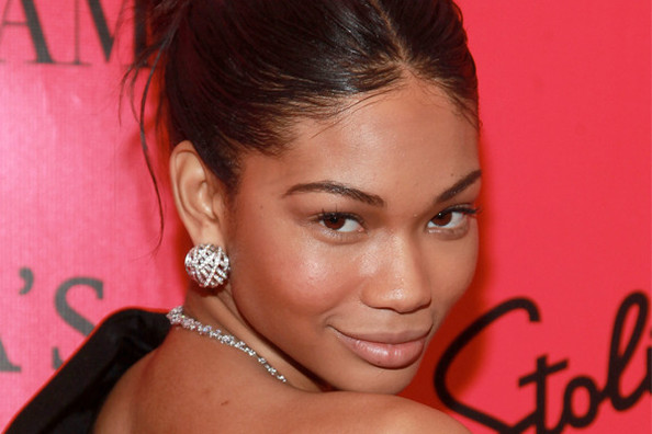 Beautiful Powerful Women: Chanel Iman's Personal Heroes