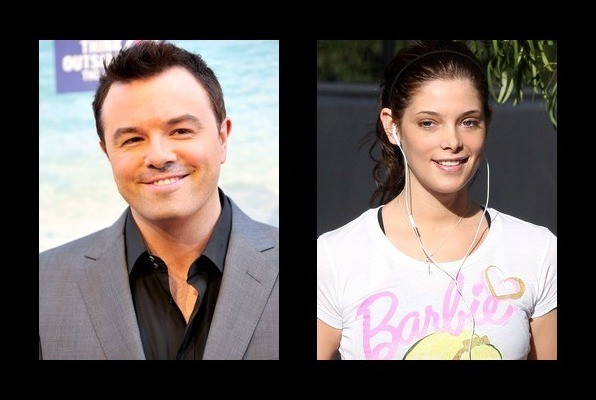 Seth MacFarlane had a fling with Ashley Greene - Seth ...