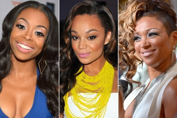 Beauty Poll: Who Had the Best Hair & Makeup Look at the 'R&B Divas' Event?