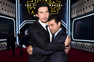 The Stars of 'The Force Awakens' Out of Costume