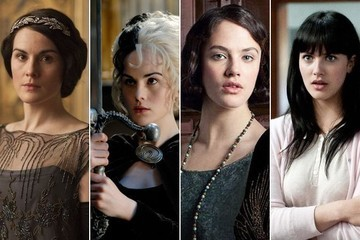 The Fantastical Early Roles of the 'Downton Abbey' Cast