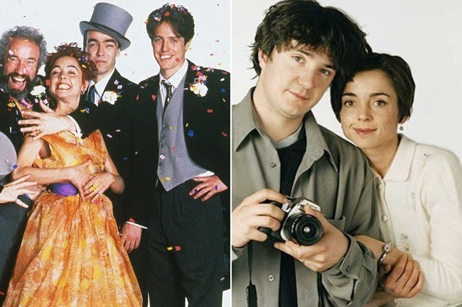 Four Weddings And A Funeral Scarlett