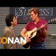 Conan O'Brien — National Association of Music Merchants