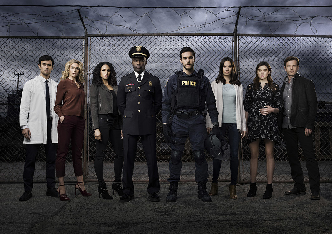 Kristen Gutoskie Gives 26 Reasons to Watch the Infectious New Drama 'Containment'