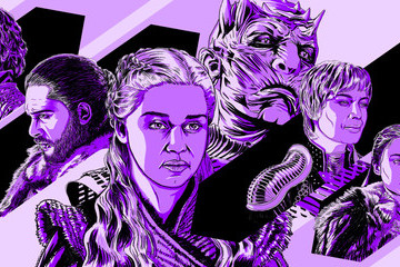 'Game Of Thrones' Power Rankings: Jon Snow Rises To The Top