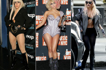 Lady Gaga Hates Pants