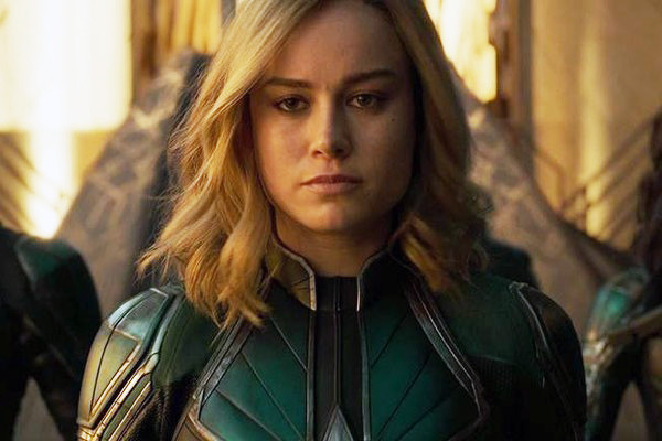 'Captain Marvel' Is Being Targeted By Trolls Ahead Of Its Release