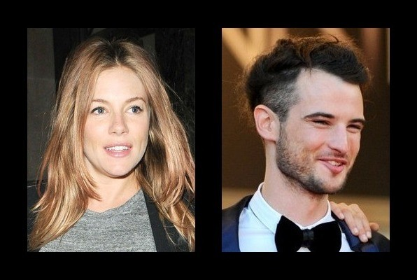 Sienna Miller is engaged to Tom Sturridge