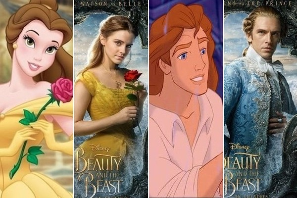 Tale As Old As Time: Check Out Stunning New Character Posters From 'Beauty and the Beast'