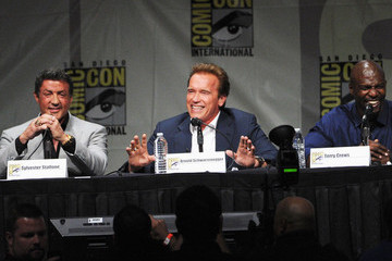 13 Hilarious Quotes from the 'Expendables 2' Comic-Con Panel