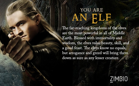 Which Magical Tolkien Creature Are You Zimbio