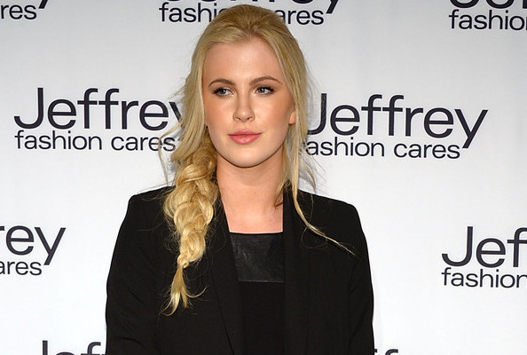 Ireland Baldwin's Modeling Debut, Karl Lagerfeld's Ice Cream Heels, and More!