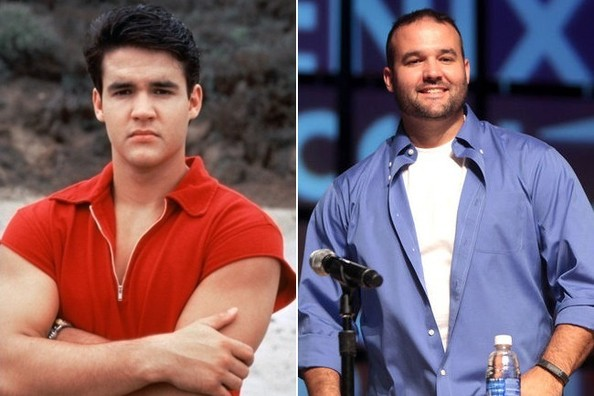Austin St John The Red Ranger Where Are They Now The Original Power Rangers Zimbio