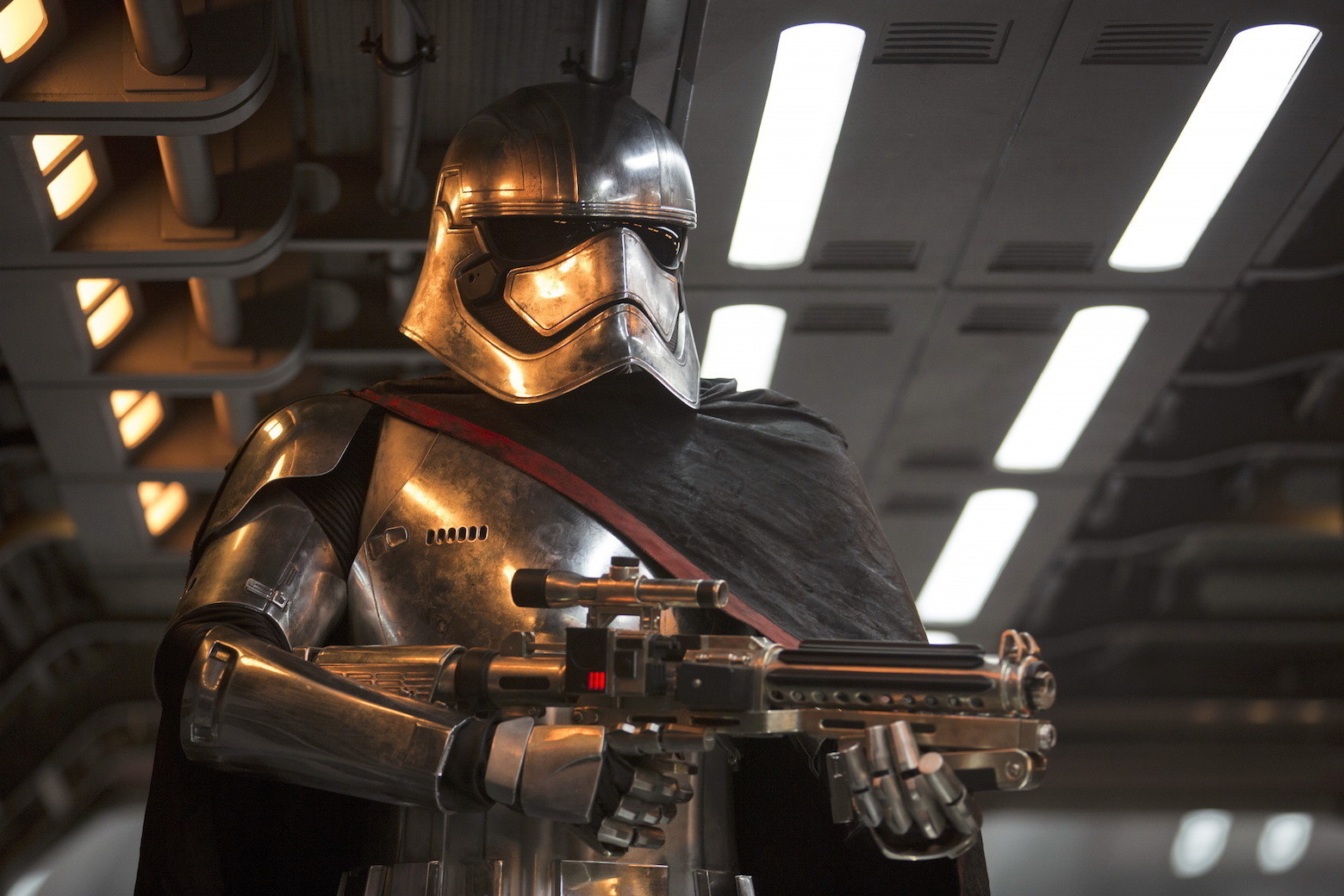 Captain Phasma (Walt Disney Studios Motion Pictures)