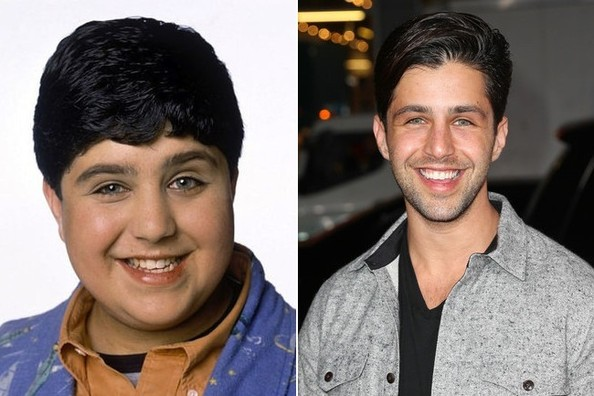 Josh peck nickelodeon stars then and now zimbio