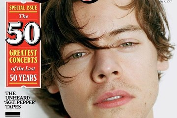 Harry Styles Gets Candid About Failed Romance with Taylor Swift