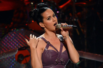 WATCH: Katy Perry Debuts Emotional Track 'By the Grace of God'